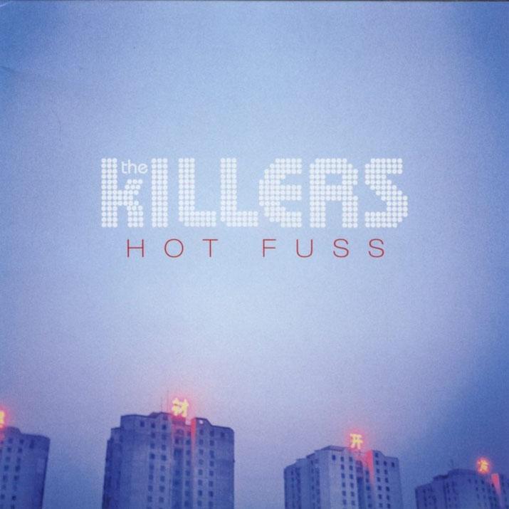 The Killers Discografia The-killers-band-hot-fuss