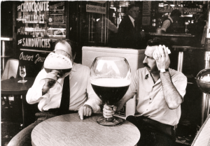 Bevitori di Birra (Parigi, 1971)